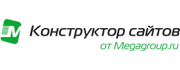 Конструктор сайтов Megagroup